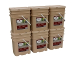 720 Serv. Freeze Dried Vegetable & Sauces - Wise Company