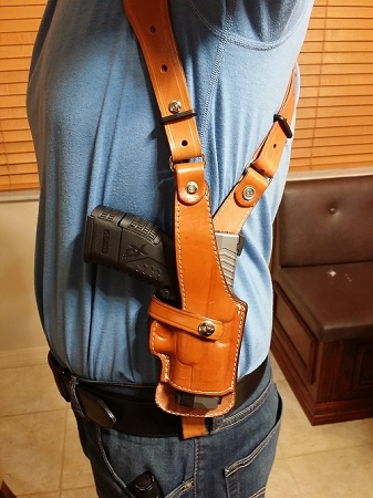 Double Vertical Bikini Shoulder Holster Review Adult Gallery