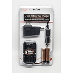PowerTac Li-ion Battery Fast Charger Kit