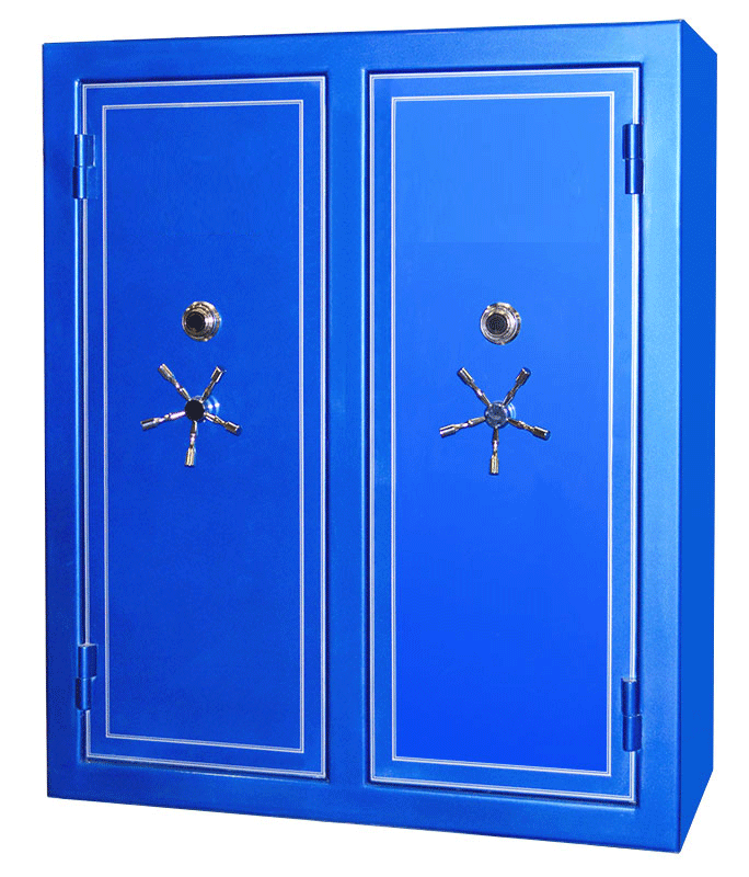 Large double door extra wide safe