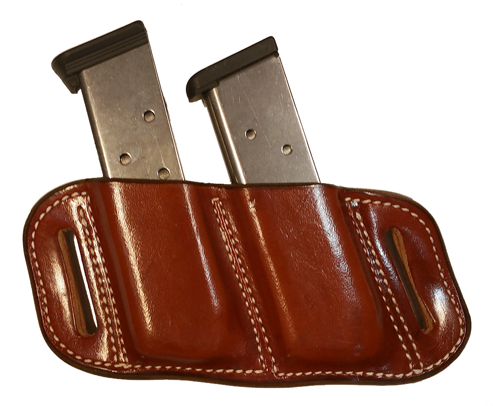 HOLSTERS - DOUBLE MAGAZINE POUCH