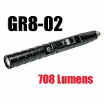 Pepper Spray Pen Light- 708 Lumens