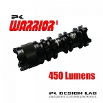 PK Warrior1 450 Lumen LED Flashlight