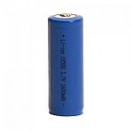 18500 3.7 Volt 1600mAh Rechargeable Lithium Ion Battery (Spartacus and Gladiator models)