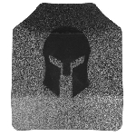 AR650 Armaply™ Shooters Cut Body Armor 10x12 Set of Two