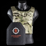 Spartan Armor Systems™ Composite Armor / Concealment Plate Carrier and Armor Platform Spartan Armor Systems™ Composite Armor / Concealment Plate Carrier and 10x12 Level IIIA Hard Armor Platform  - Call 954-804-4381 with ordering questions.