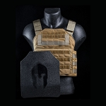 Spartan Armor Systems™ AR500 BCS Plate Carrier and Body Armor Platform - Call 954-804-4381 with ordering questions.
