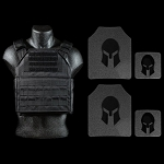 AR500 Body Armor and Spartan Shooters Cut Plate Carrier Package *SPECIAL - Call 954-804-4381 with ordering questions.
