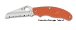Spyderco UK Penknife FRN Rescue