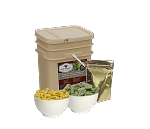 120 Serv. Freeze Dried Vegetable & Sauces - Wise Company