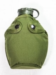 WATER CANTEEN - MESTEL - HARD SHELL - DOUBLE STITCHED POUCH - 1 LITER