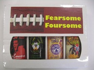 4 Pack Gift Box - Fearsome Foursome