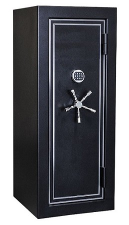 "GOLDEN SECURITY GUN SAFE - LOWER COST - 60"" H x 30"" W x 27"" D"