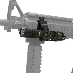 E9 - 1020 Lumen LED Weapon Package