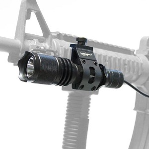 Warrior G3 - 1050 Lumen Tactical Weapon Package