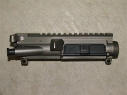 AR-15 Extreme Environment Upper Receiver (Matte Grey)