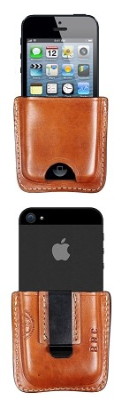 iPhone Leather Case for 4, 4S & 5