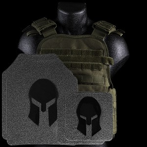 Spartan Armor/Condor MOPC Plate Carrier and AR500 Body Armor Platform - Call 954-804-4381 with ordering questions.