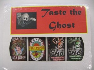 4 Pack Gift Box - Taste The Ghost