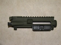 AR-15 Extreme Environment Upper Receiver (OD Green)