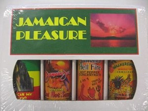 4 Pack Gift Box - Jamaican Pleasure