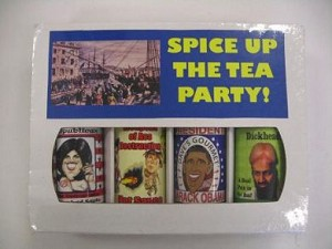 4 Pack Gift Box - Spice Up The Tea Party