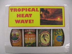 4 Pack Gift Box - Tropical Heat Wave